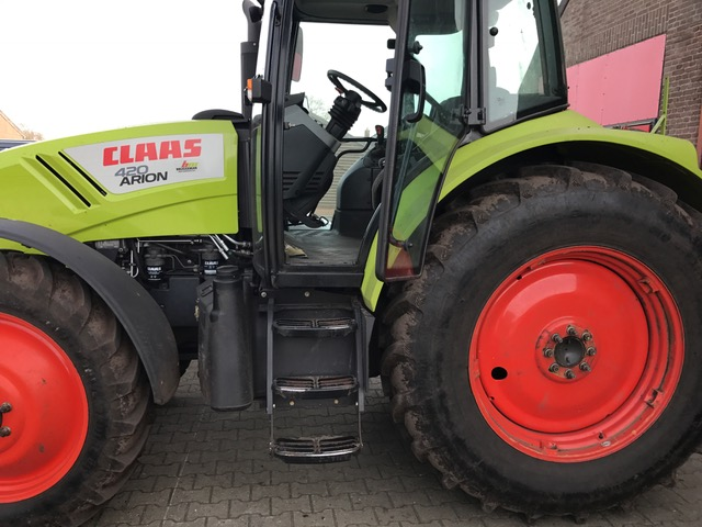 Chip tuning Claas Arion 420