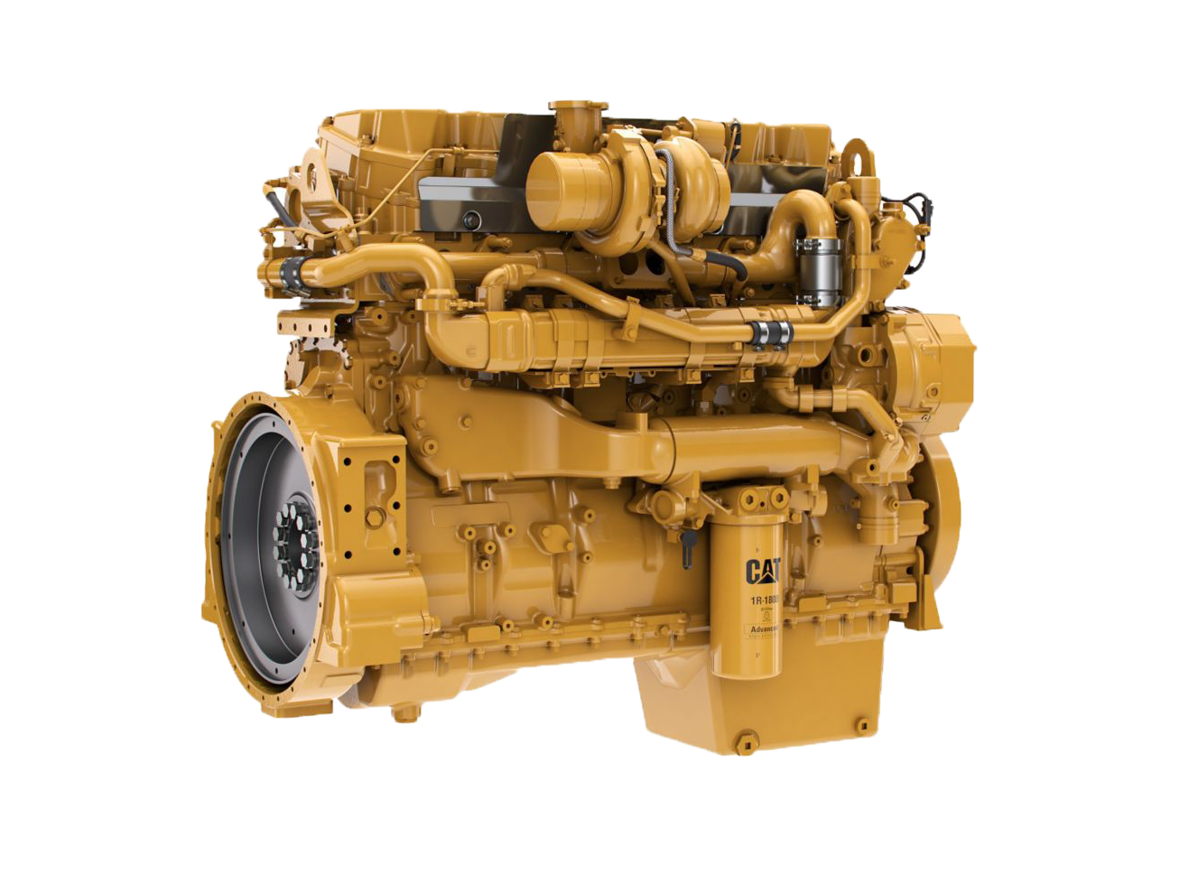 Chiptuning Caterpillar 3126E 7.2 - 335 PK - 1167 Nm