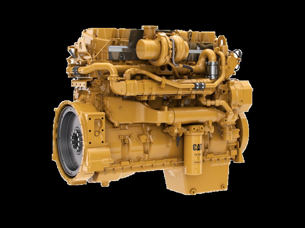 Chiptuning Caterpillar 3406E 14.6 - 558 PK - 2516 Nm