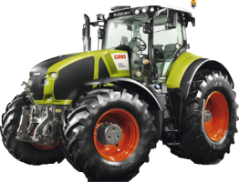 Chiptuning Claas Axion 950 - 416 PK