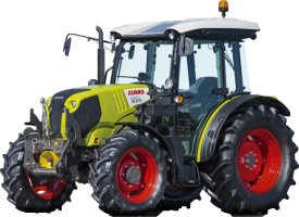 Chiptuning Claas Elios 240 - 3.4 - 103 PK - Tier 4i