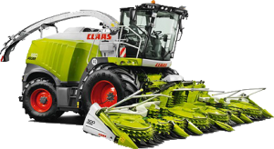 Chiptuning Claas Jaguar 980 - V12 - 884 PK