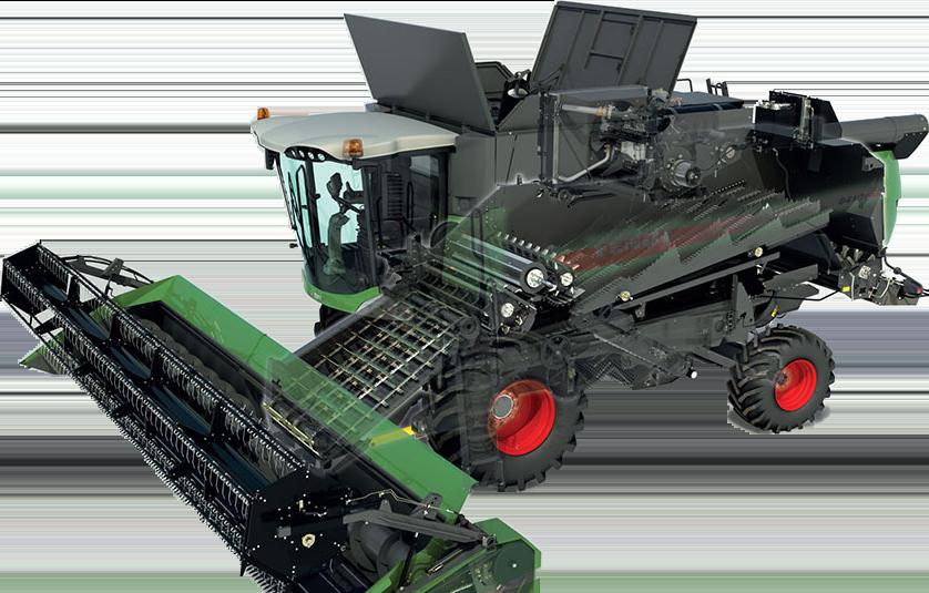 Chiptuning Fendt 8000serie 8400P - 8.4 - 384 PK