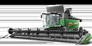 Chiptuning Fendt Xserie 9490 - 9.8 - SCR - 496 PK