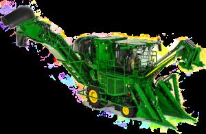 Chiptuning John Deere 3000serie T550.6.8.R6 297pk