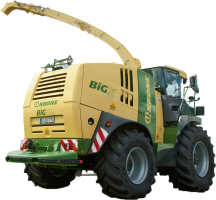 Chiptuning Krone BIG XBIG - 850 - 24.2 - V12 - 850 PK