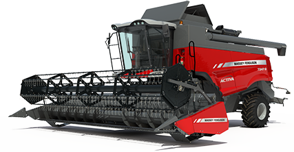 Chiptuning Massey Ferguson Activa S - 7347 - 306 PK