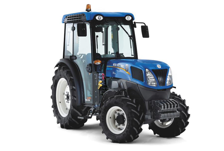 Chiptuning New Holland T4V T4.95V - 97 PK