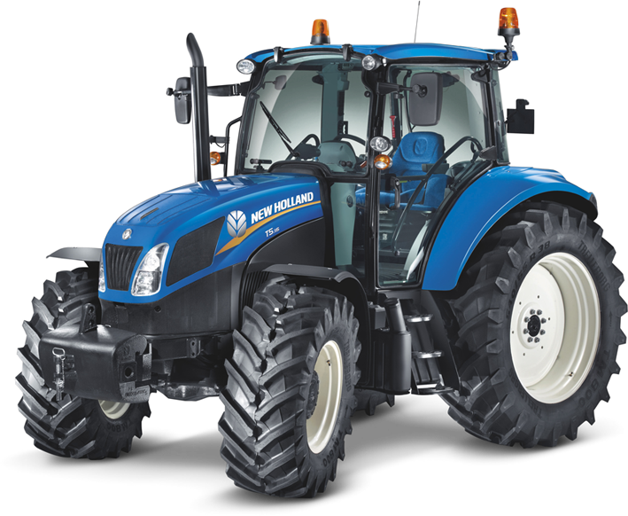Chiptuning New Holland T5 T5.120 - 3.4 - 117 PK