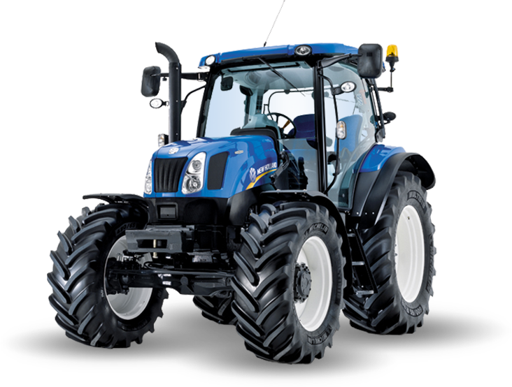 Chiptuning New Holland T6 T6.180 - 4.4 - 145 PK
