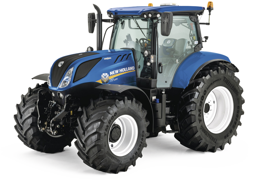 Chiptuning New Holland T7 T7.315 - 313 PK