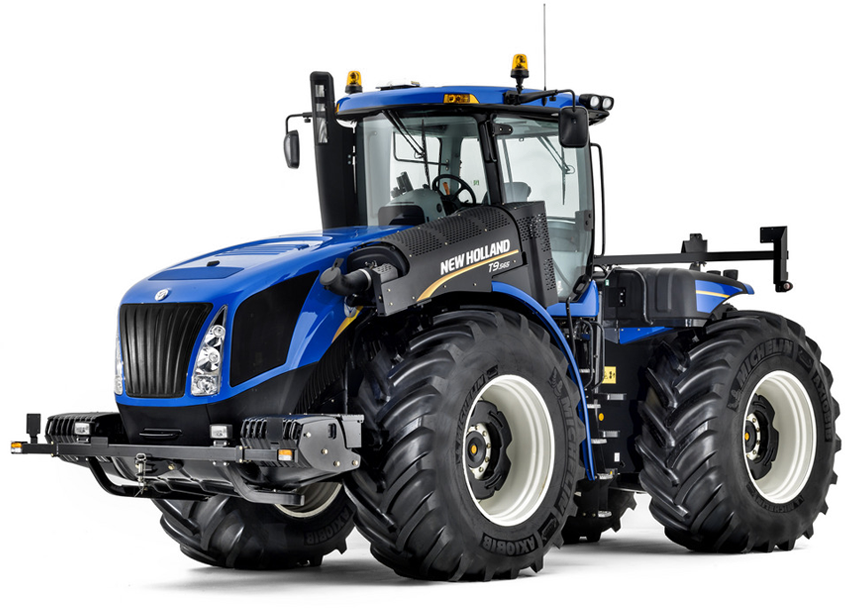Chiptuning New Holland T9 T9.700 - 12.9 - 628 PK