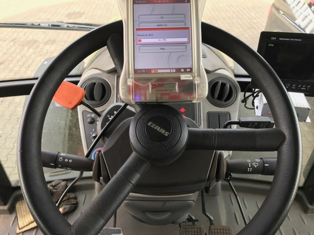 tuning Claas Arion